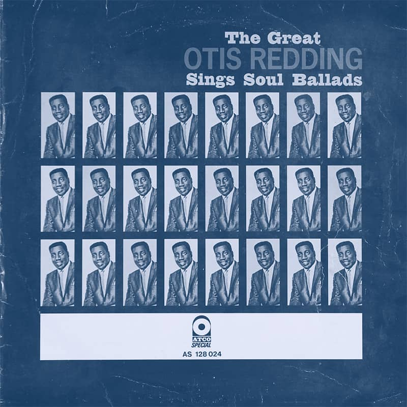 The Great Otis Redding Sings Soul Ballads album