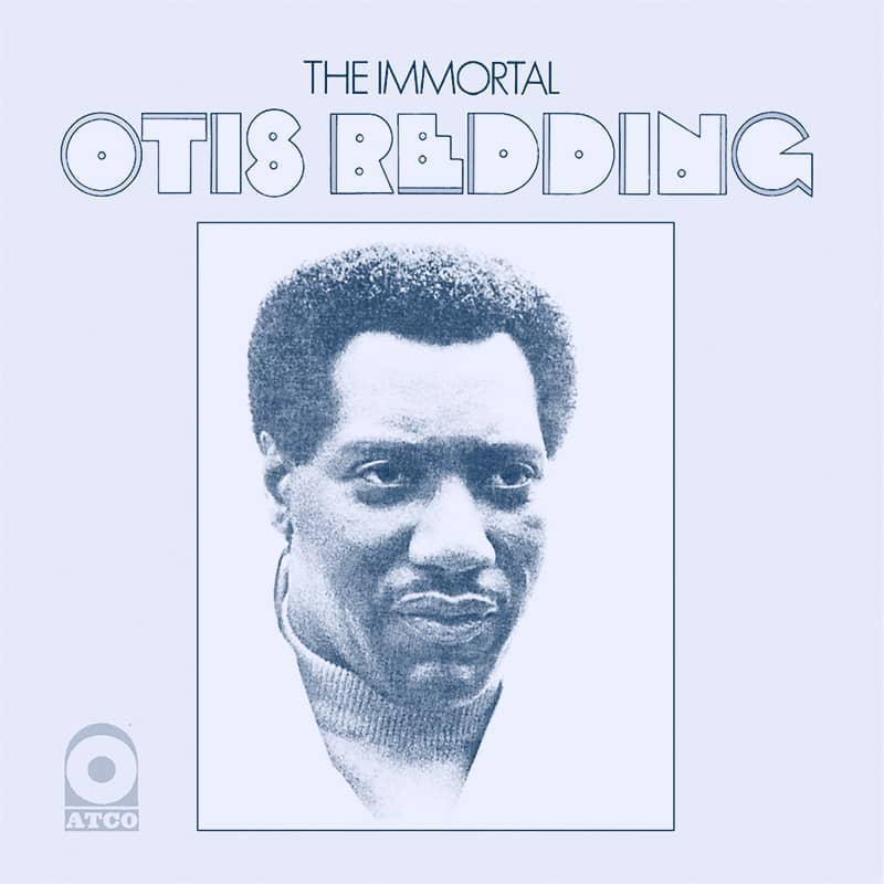 The Immortal Otis Redding album